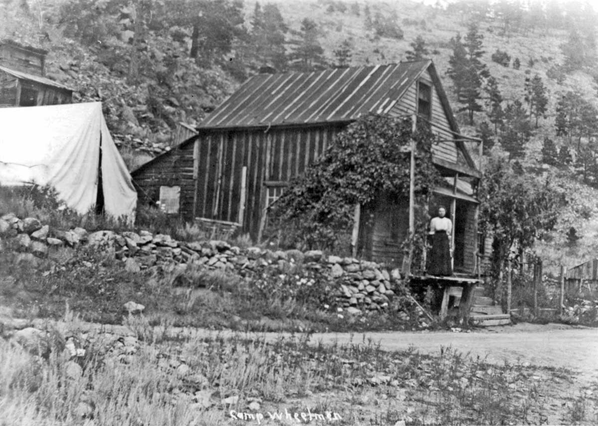 Camp Wheelman