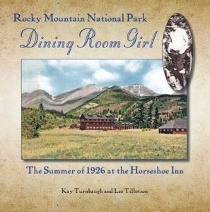Book Cover: Rocky Mountain National Park Dining Room Girl