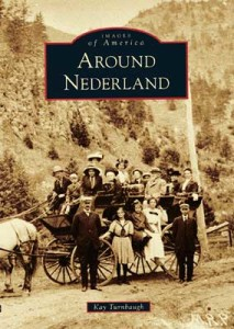 Book Cover: Around Nederland