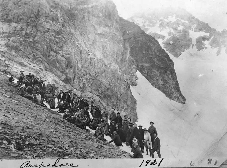 Hike with Rocky Mountain Climbers Club