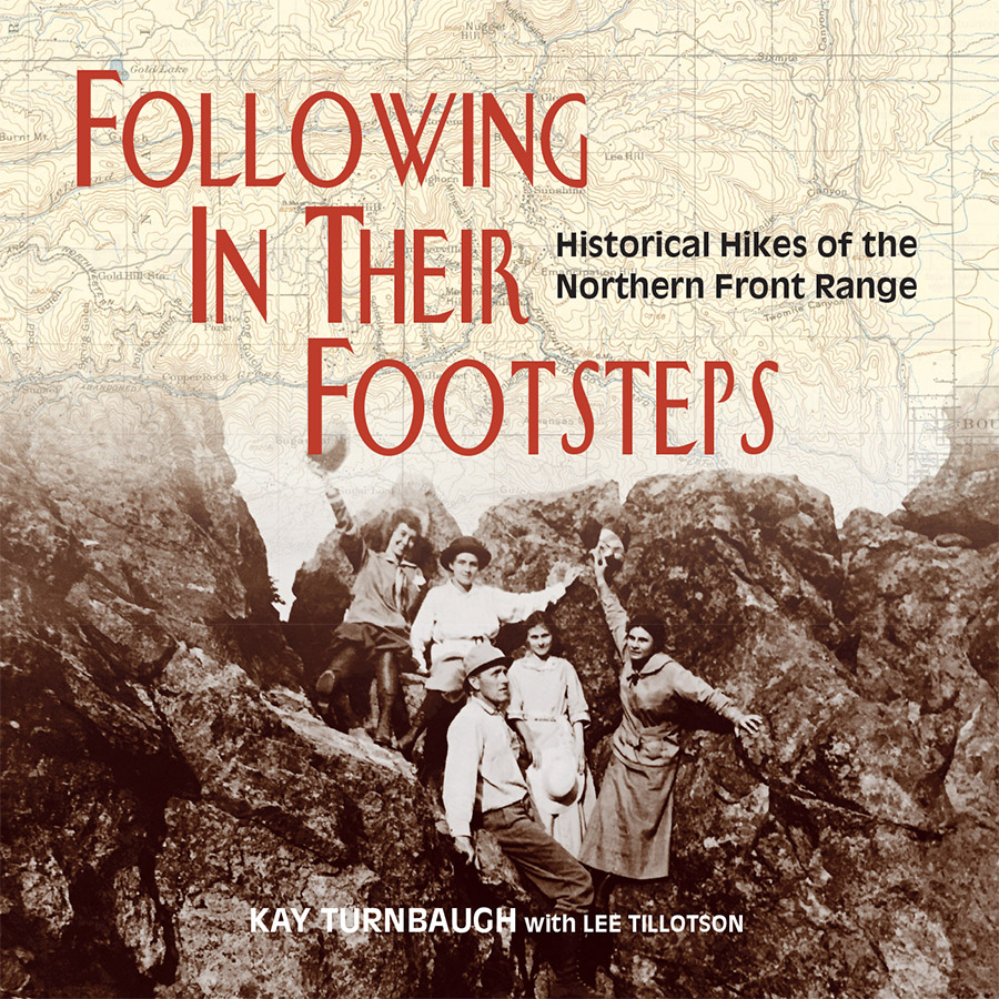 Book Cover: Following In Their Footsteps